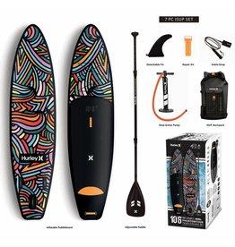 """Hurley Hurley PhantomTour 10'6"""" ISUP - Color-Wave"""