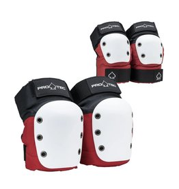 Pro-Tec Street Elbow/Knee Combo Pad Set