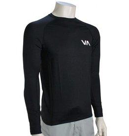 RVCA Long Sleeve Rash Guard