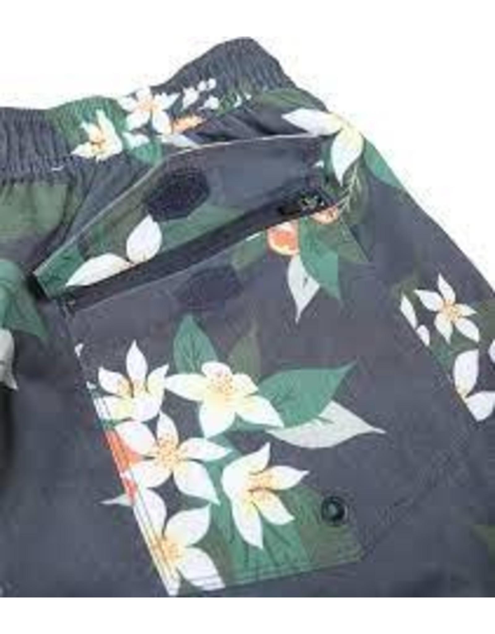 RVCA Blossom Elastic Short