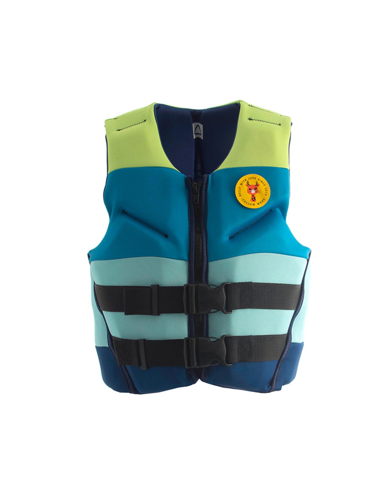 Follow Youth Pop CGA Life Jacket