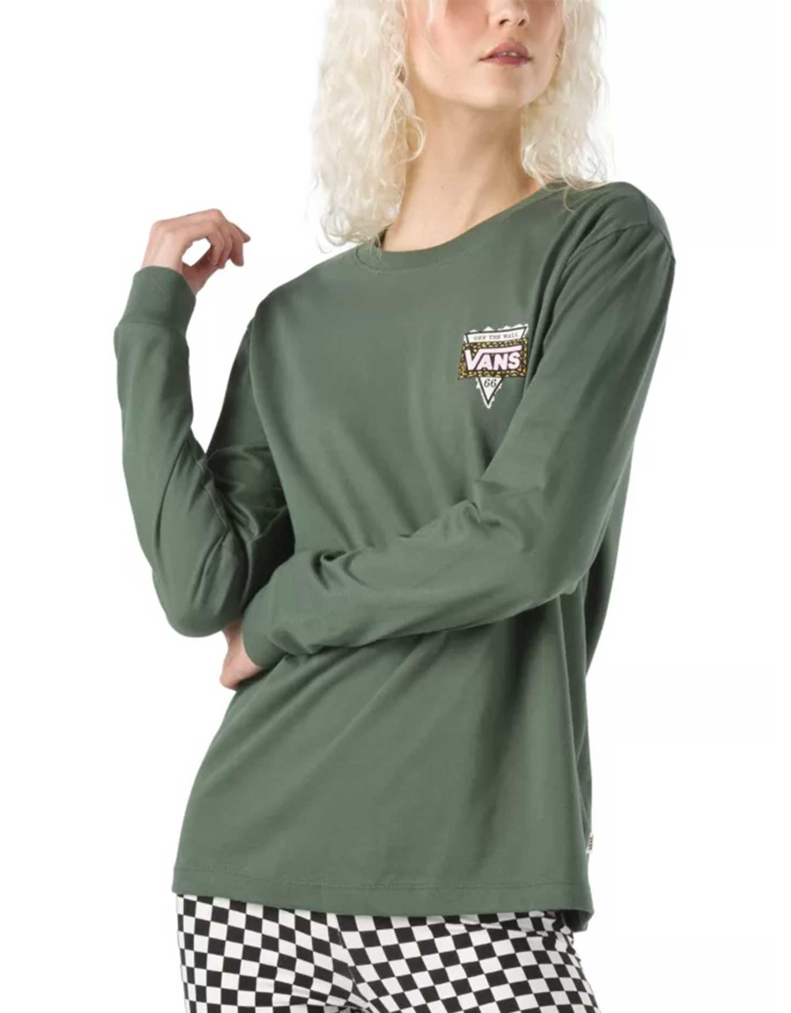 Vans First Stitches Long Sleeve