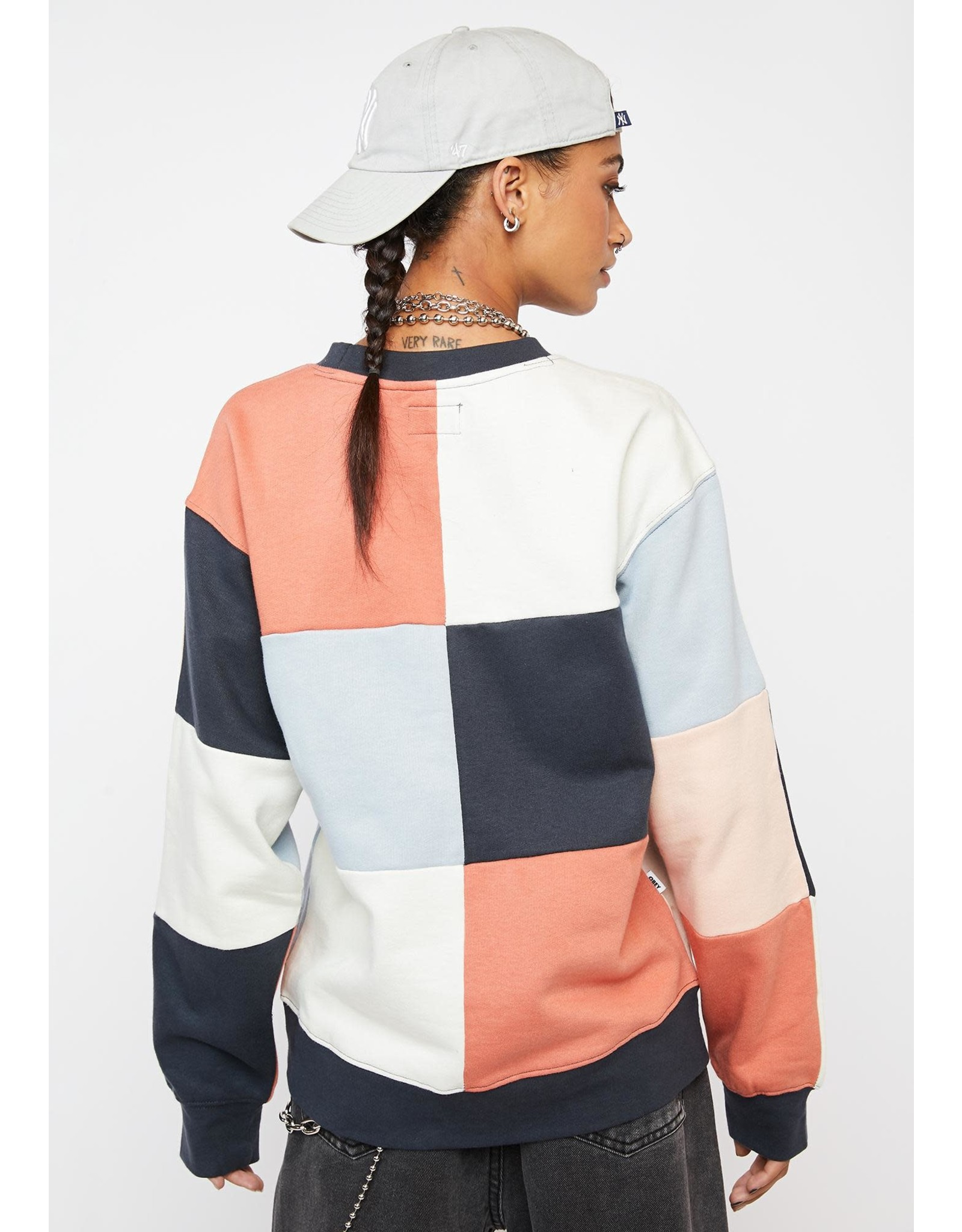 OBEY Lockdown Crewneck Sweater