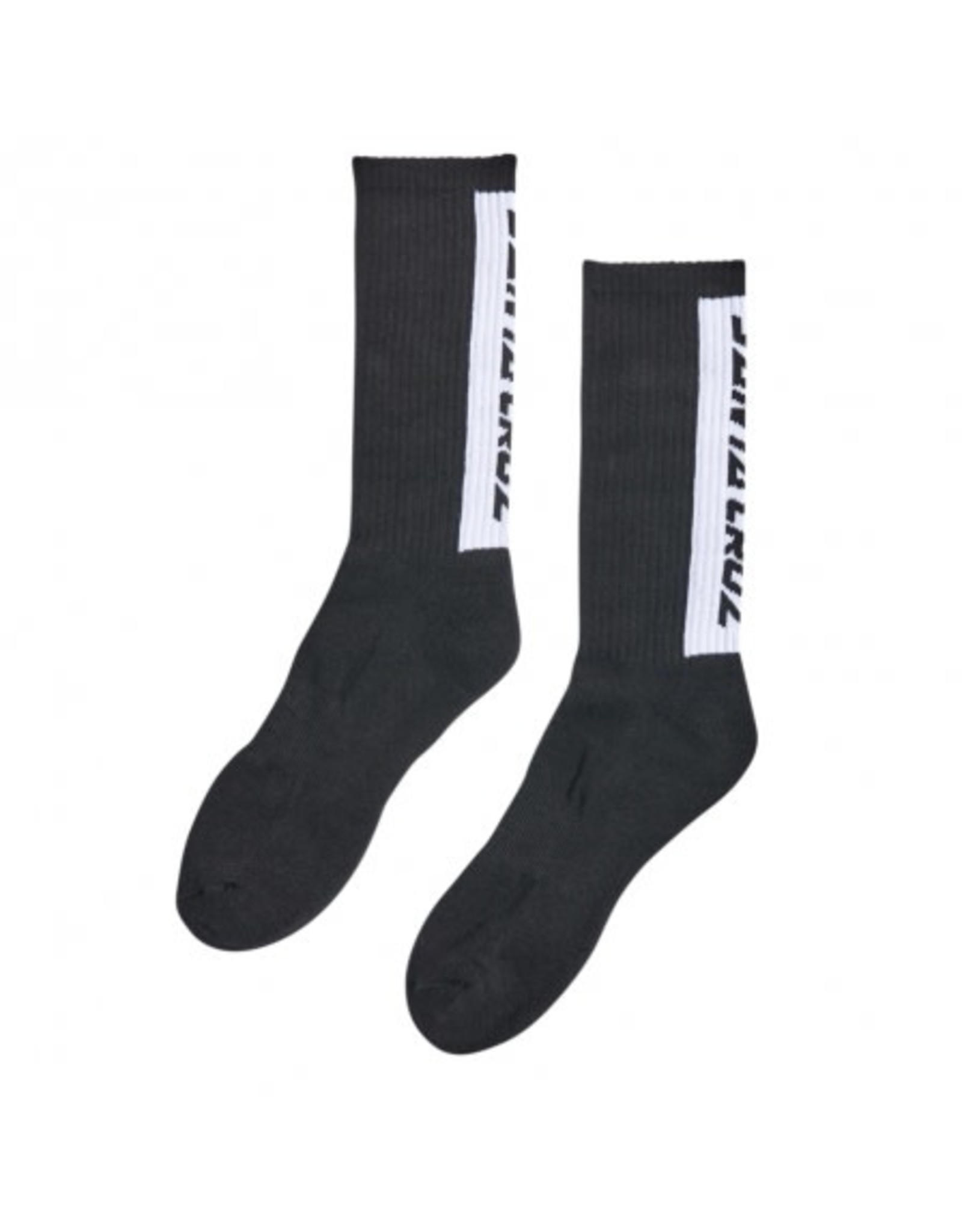 Santa Cruz Strip Block Socks