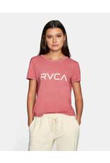 RVCA Big RVCA Slim Crew Tee