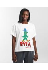 RVCA Cactus Man Short Sleeve Tee