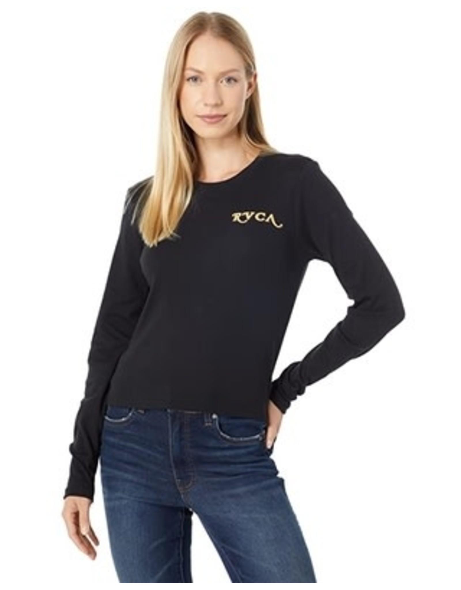 RVCA Retro Long Sleeve Shirt