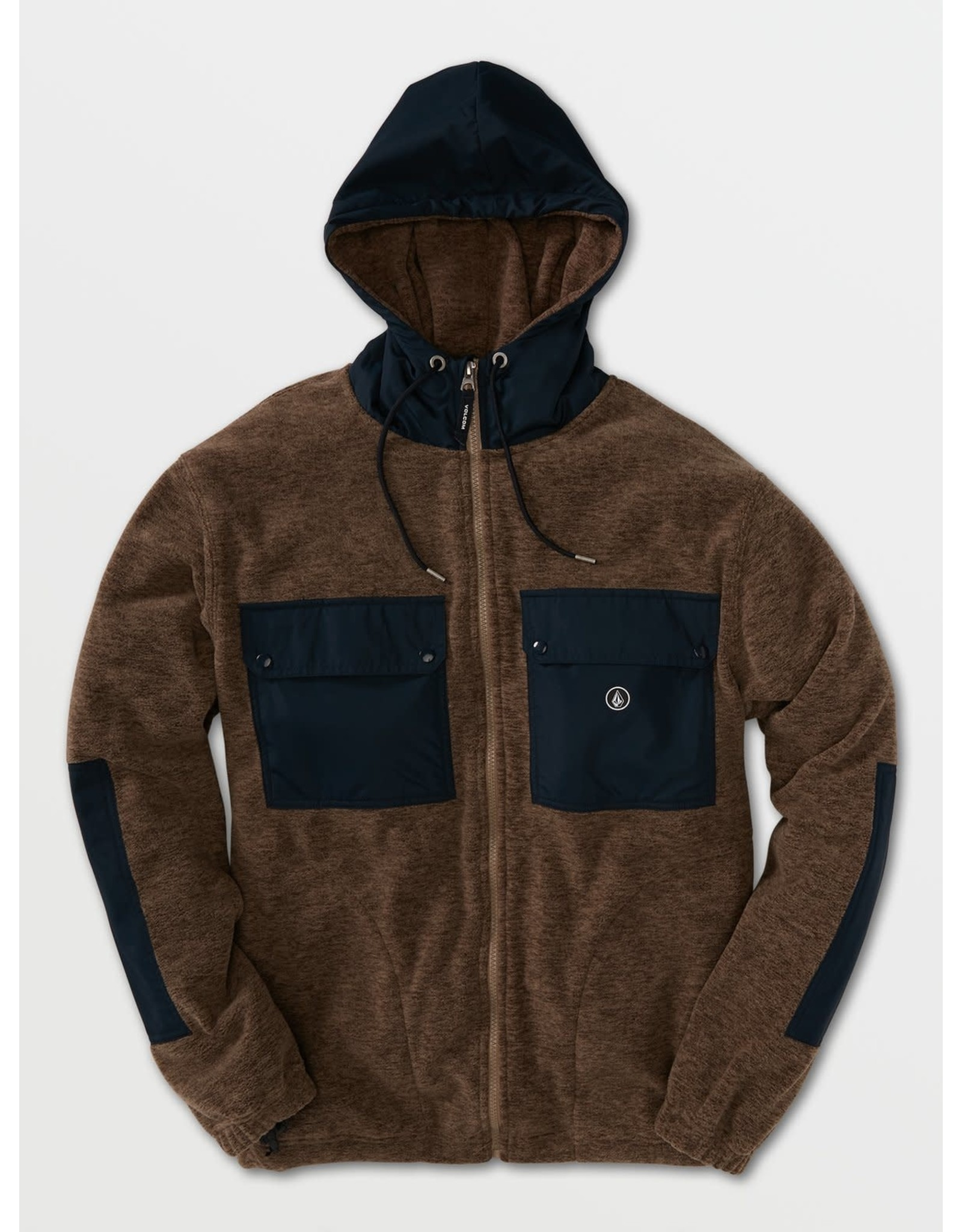 VOLCOM YZZOLATER LINED ZIP
