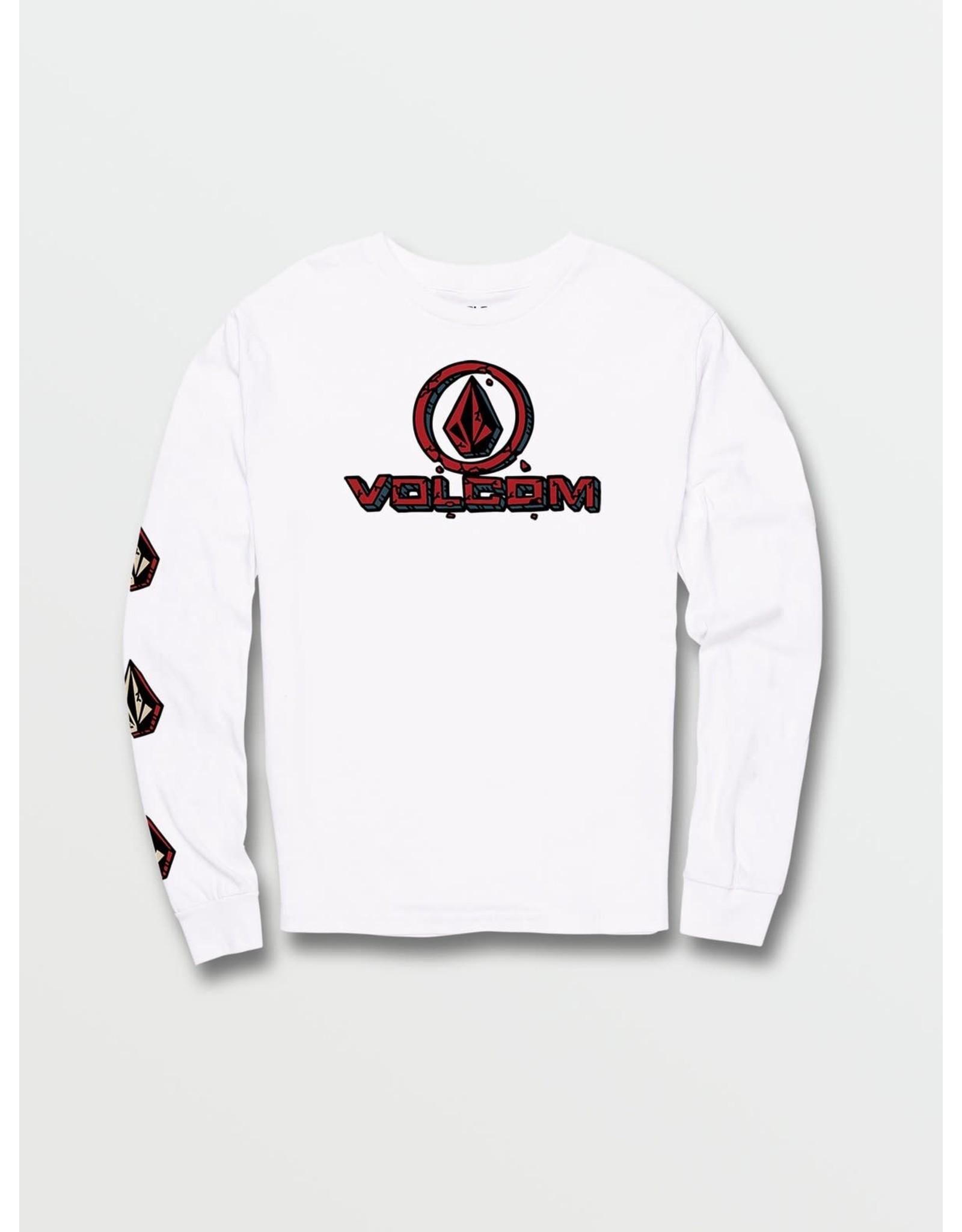 VOLCOM MONOLITH L/S TEE YOU