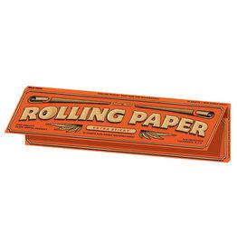 Skate Mental Rolling Paper Grip Tape