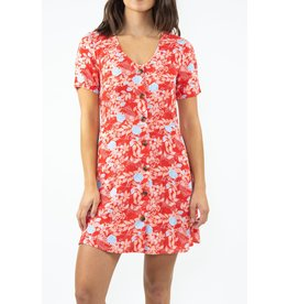 Rusty Wendy Mini Dress