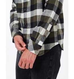 tentree Benson Flannel Shirt