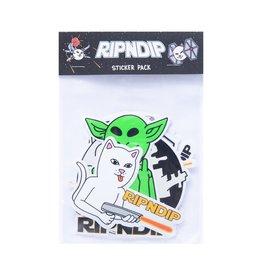 RIP N DIP Far Far Away Sticker Pack