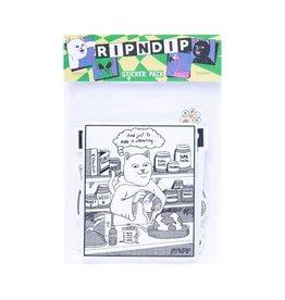 RIP N DIP Sid Sticker Pack