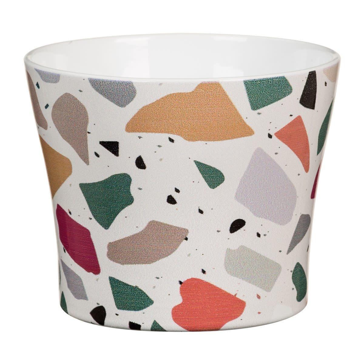 Terrazzo pot-1