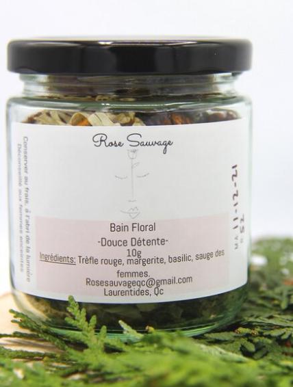 Bain Floral ''Douce Détente''-1