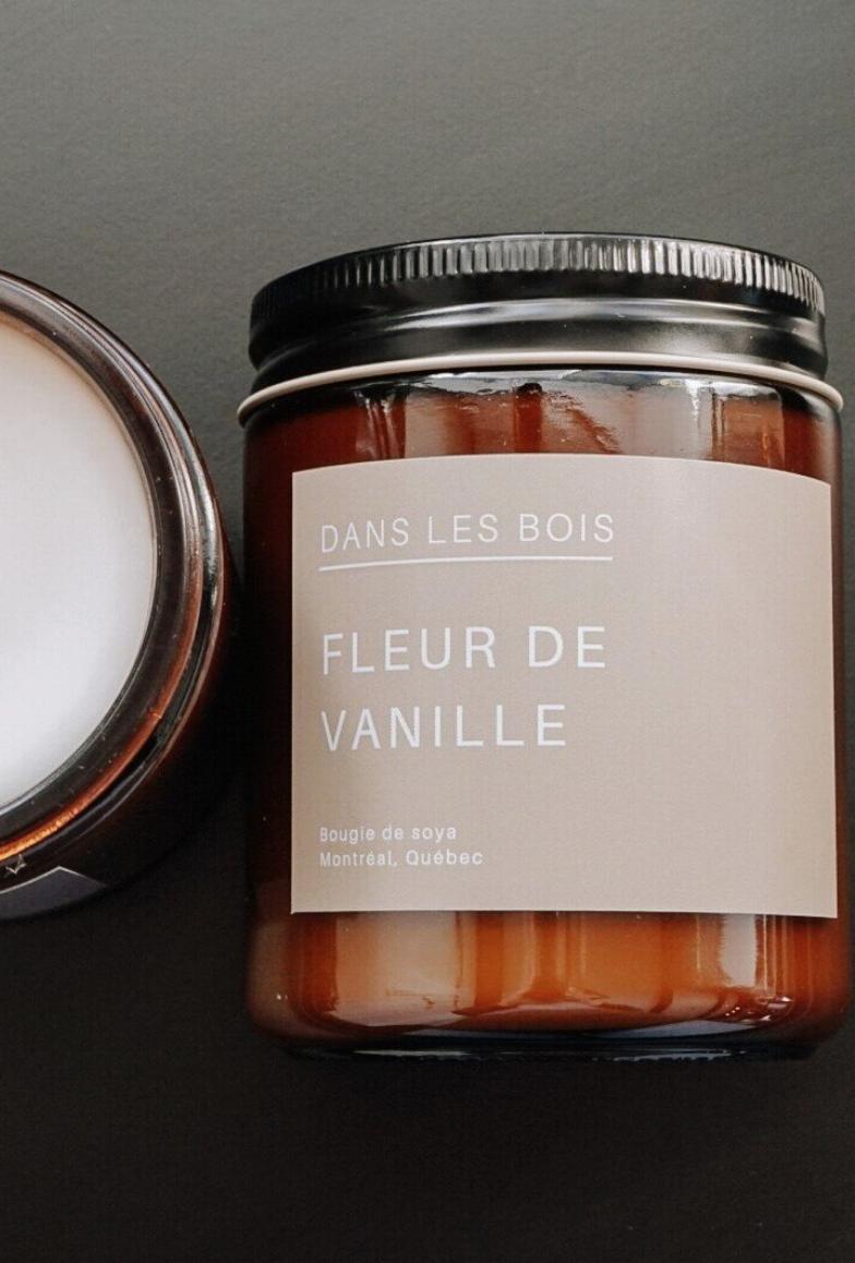 Fleur de Vanille - Bougie-1