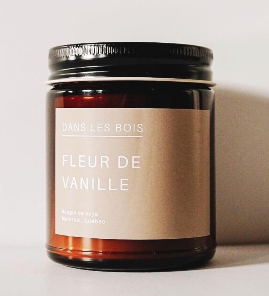 Fleur de Vanille - Bougie-2