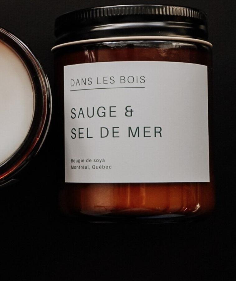 Sauge & Sel de mer - Bougie-1