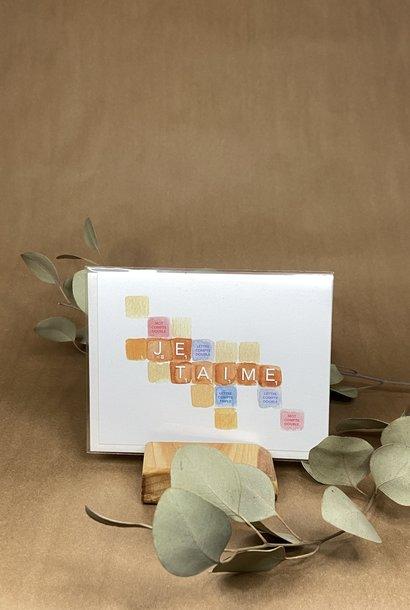 Scrabble - Carte