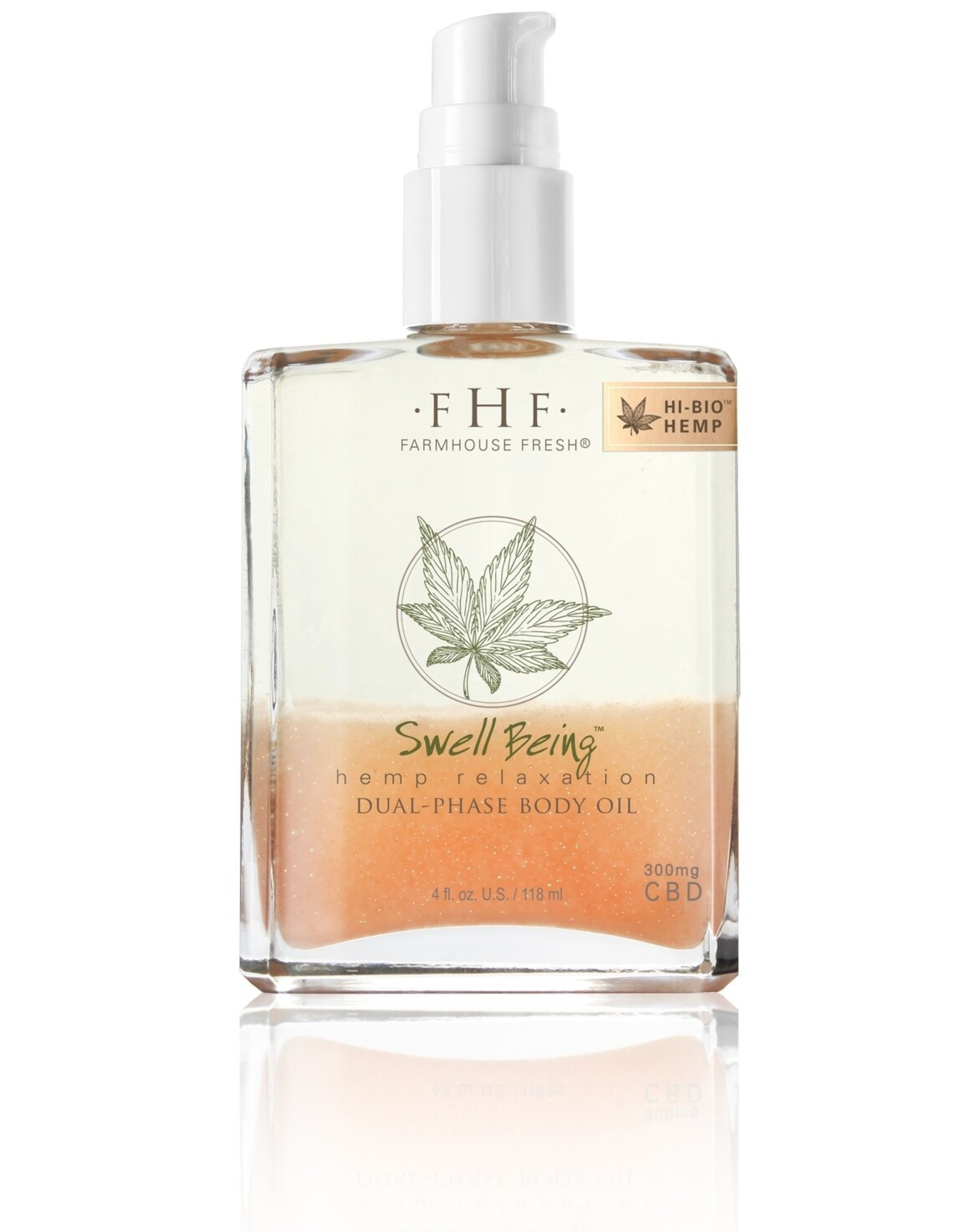 Swell Being Body Oil