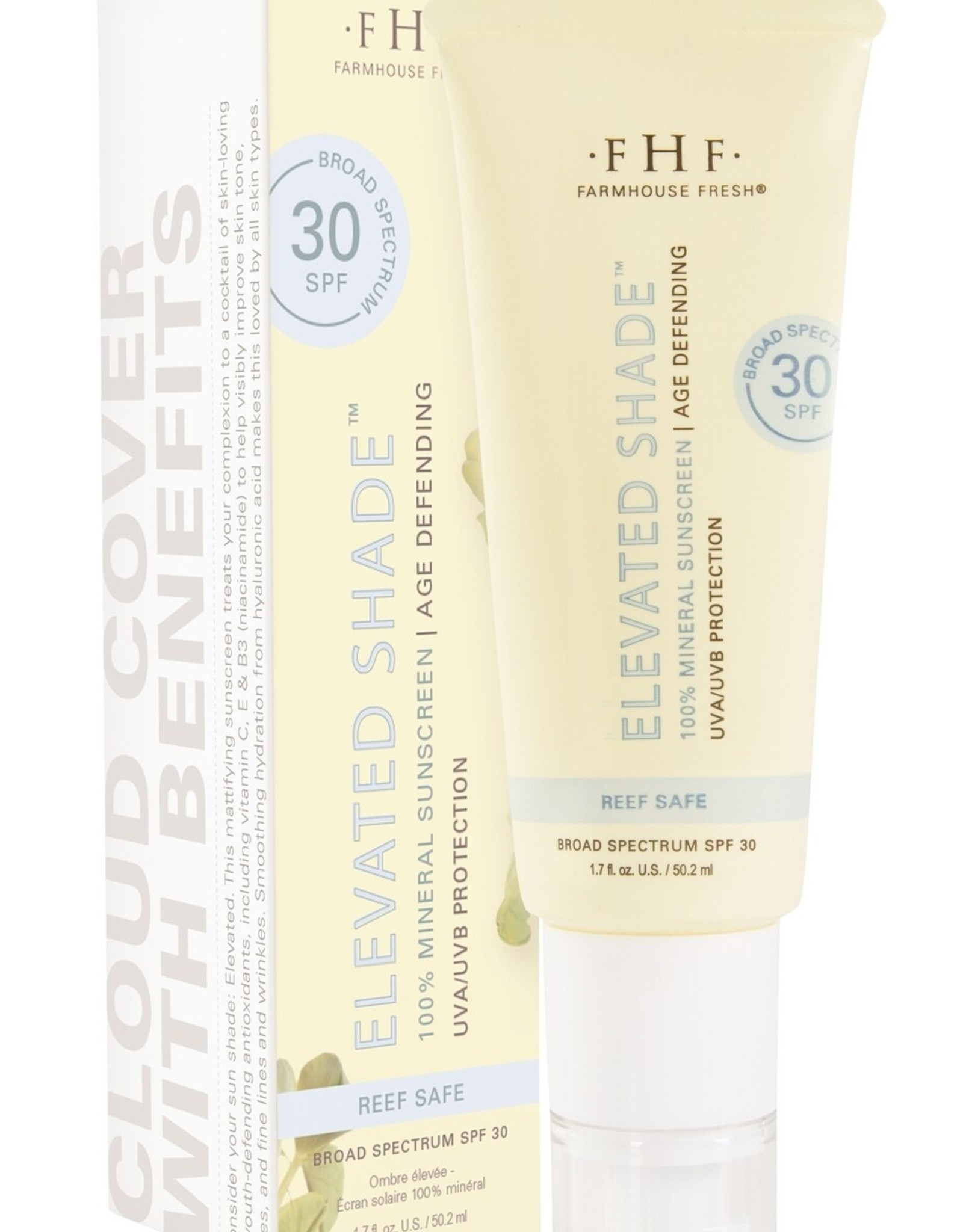 Elevated Shade Sunscreen