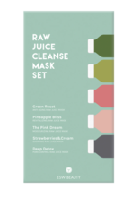 Juice Mask Set