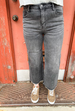 Black Wide Leg