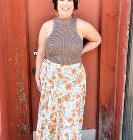 Wildflower Midi Skirt