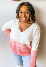 Pink Graduation Sweater
