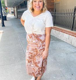 Georgia Midi Skirt