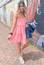 Pink Doll Cami Dress