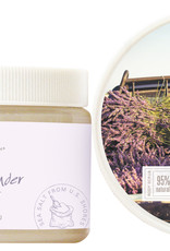 Honey Lavender Sea Salt Scrub