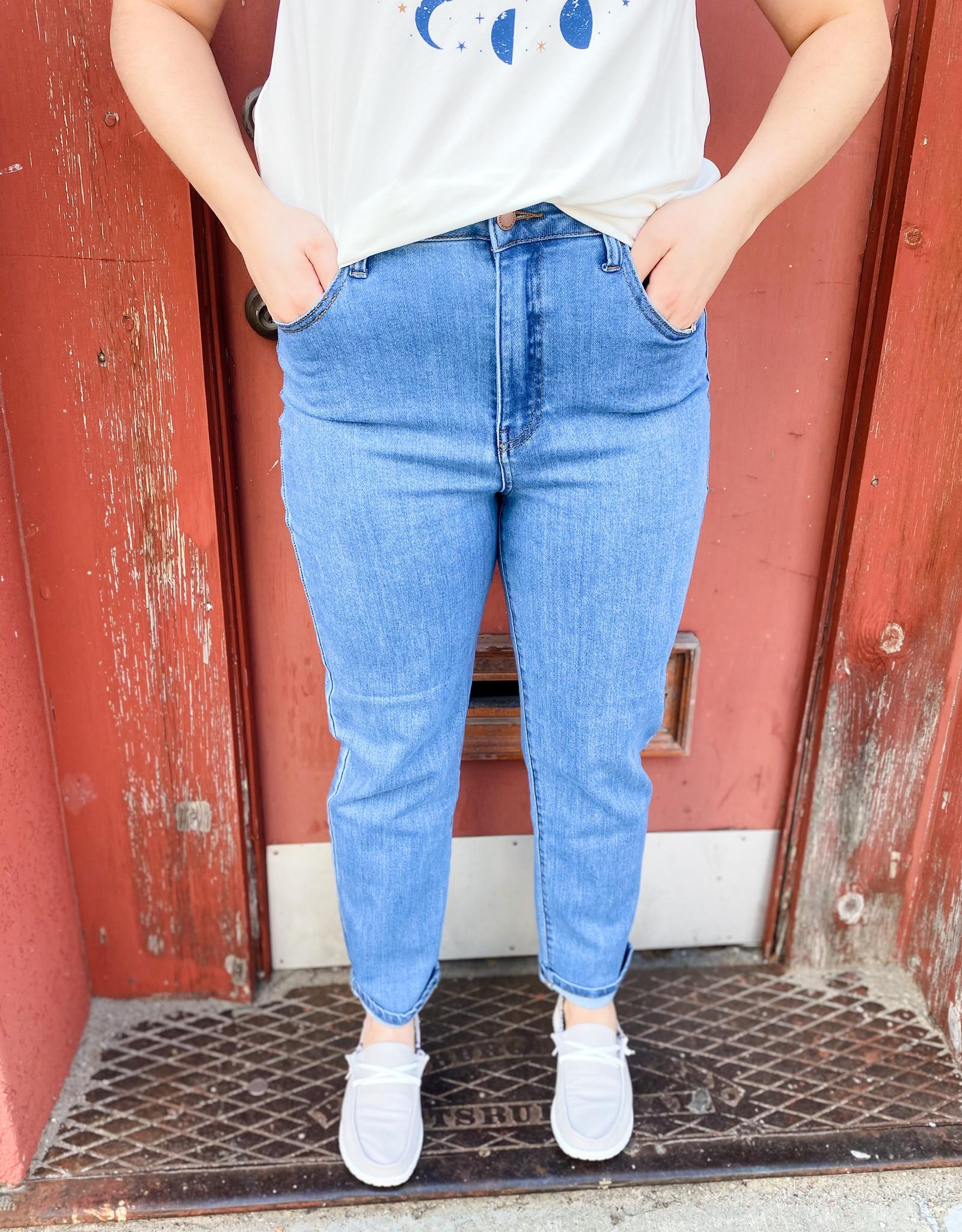 Nineties Mom Jeans