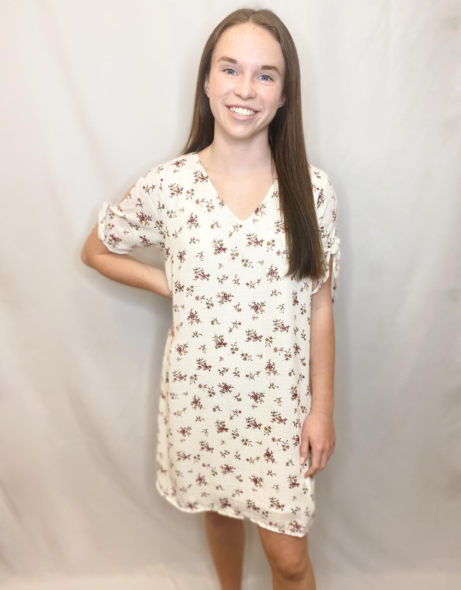 Daydream Floral Dress