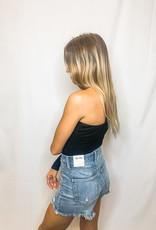 Cold Shoulder Bodysuit
