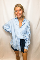 Chambray Button-up