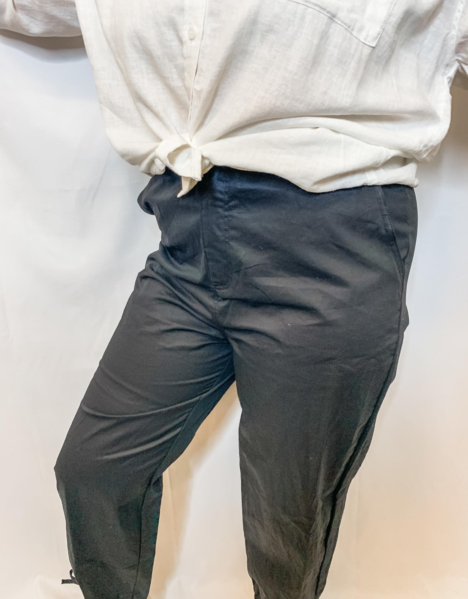 Drawstring Jogger Pant