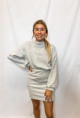 Ivory Sweater Dress