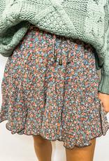 Fall Florals Skirt