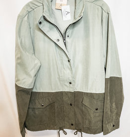 Sage Olive Jacket