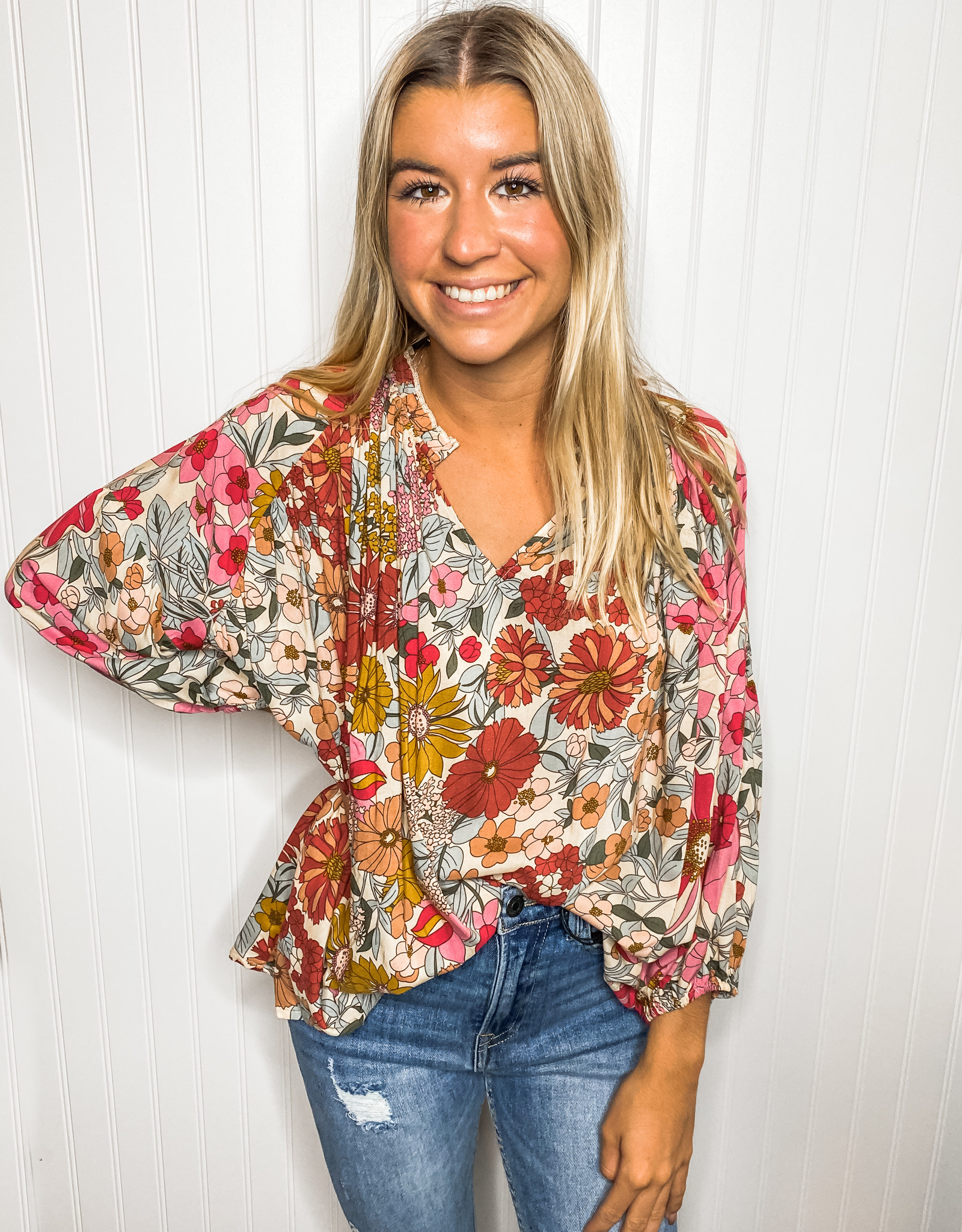 Funky Town Blouse