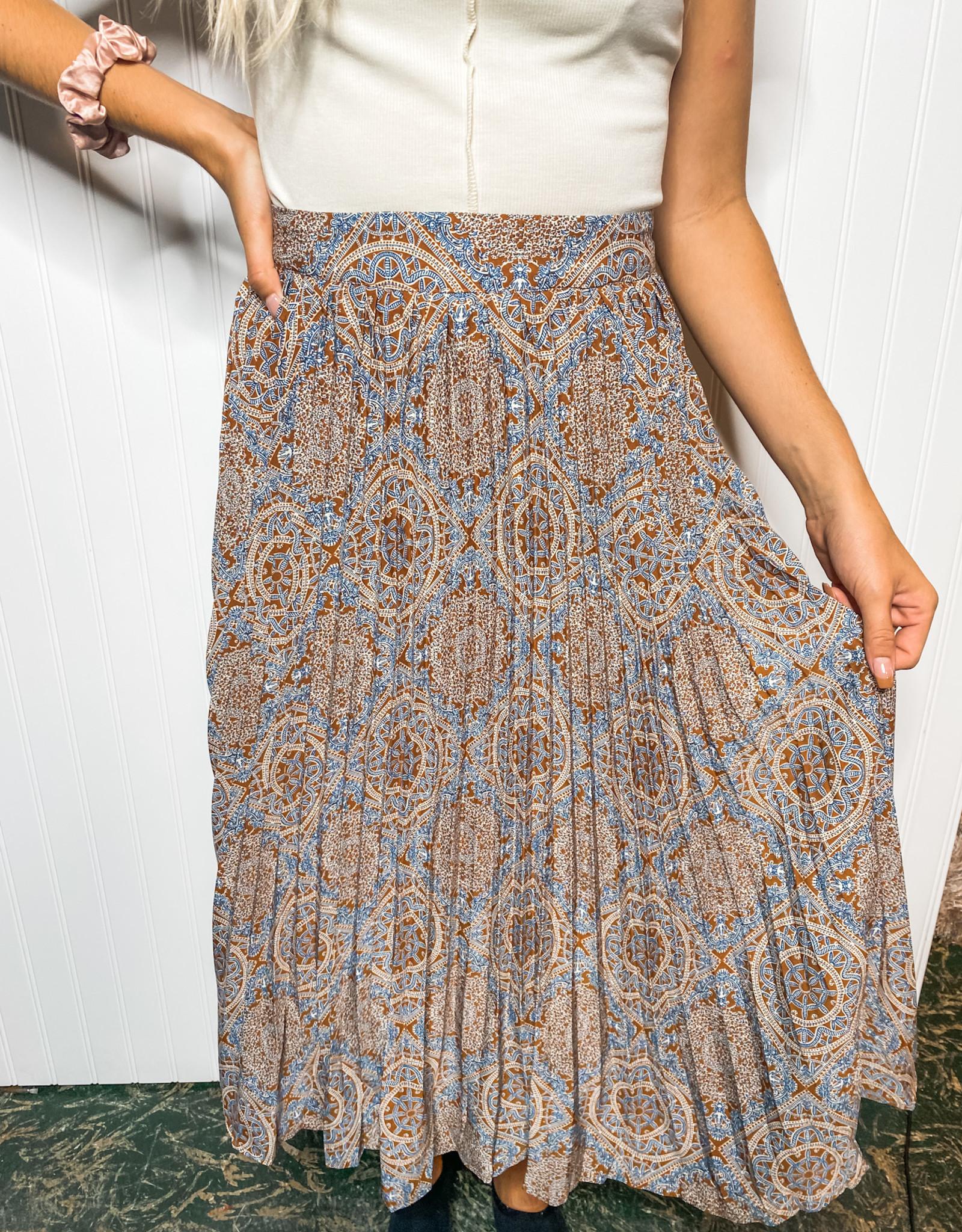 San Francisco Midi Skirt