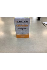 AXIS LABS INC. CBD + Relief 2 ml Easy snap sachets 10 pack