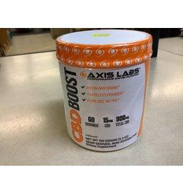 Axis Labs CBD Boost 60 Serve 15 mg per serving