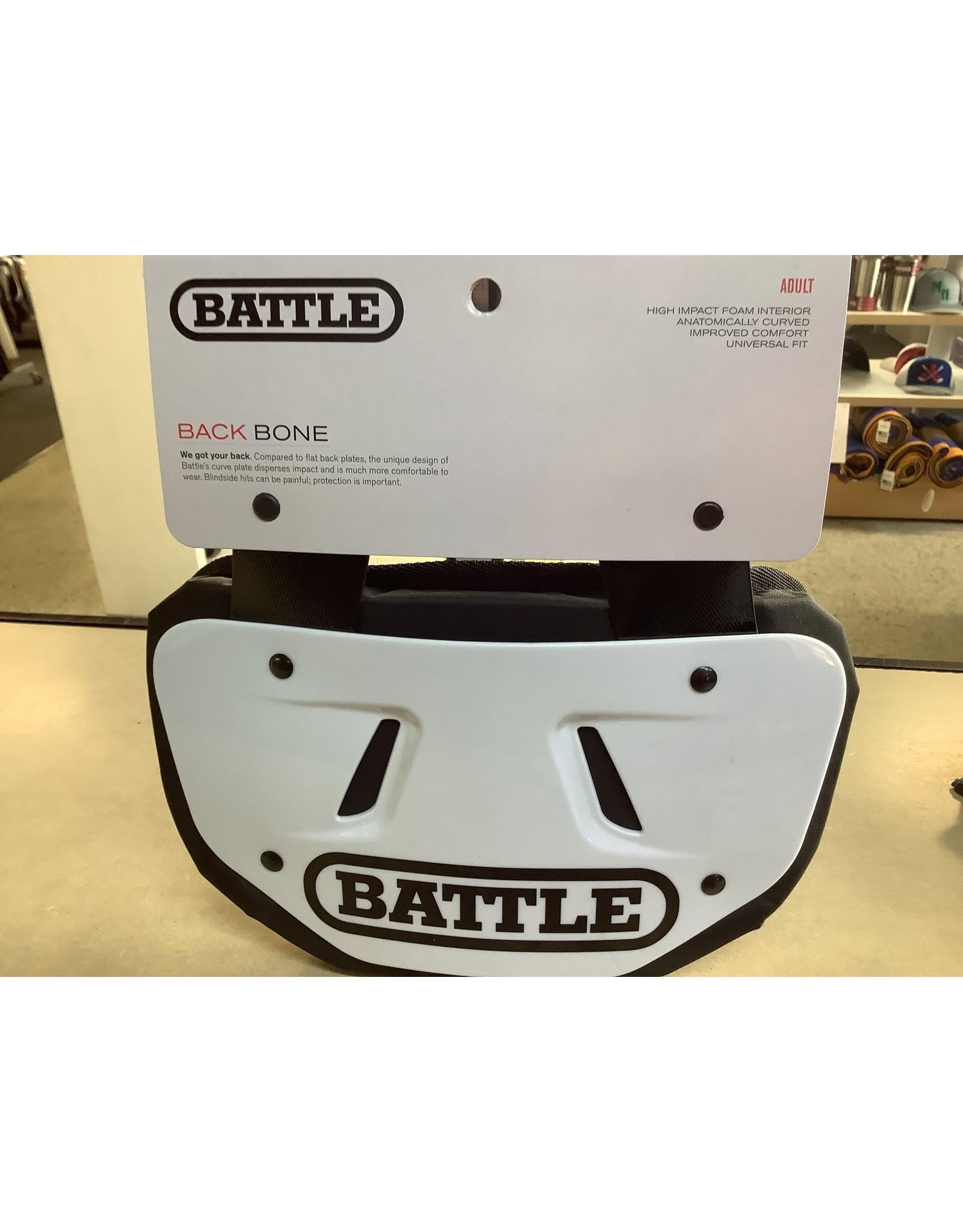 Battle Battle Back Plate