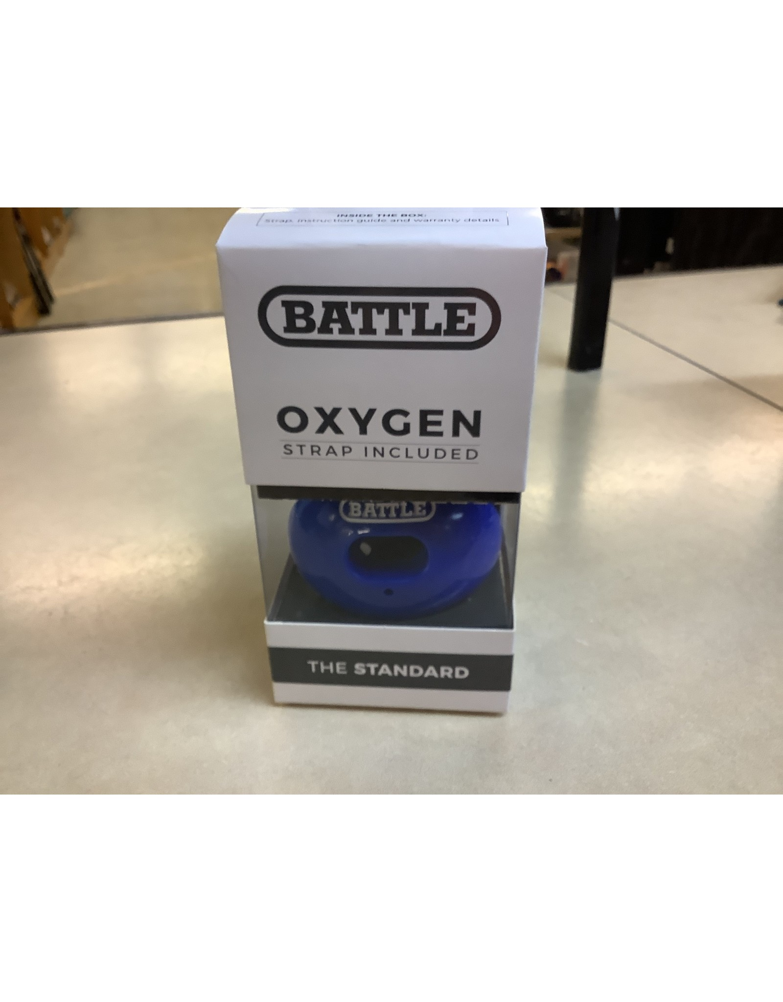 Battle Oxygen Mouthguards