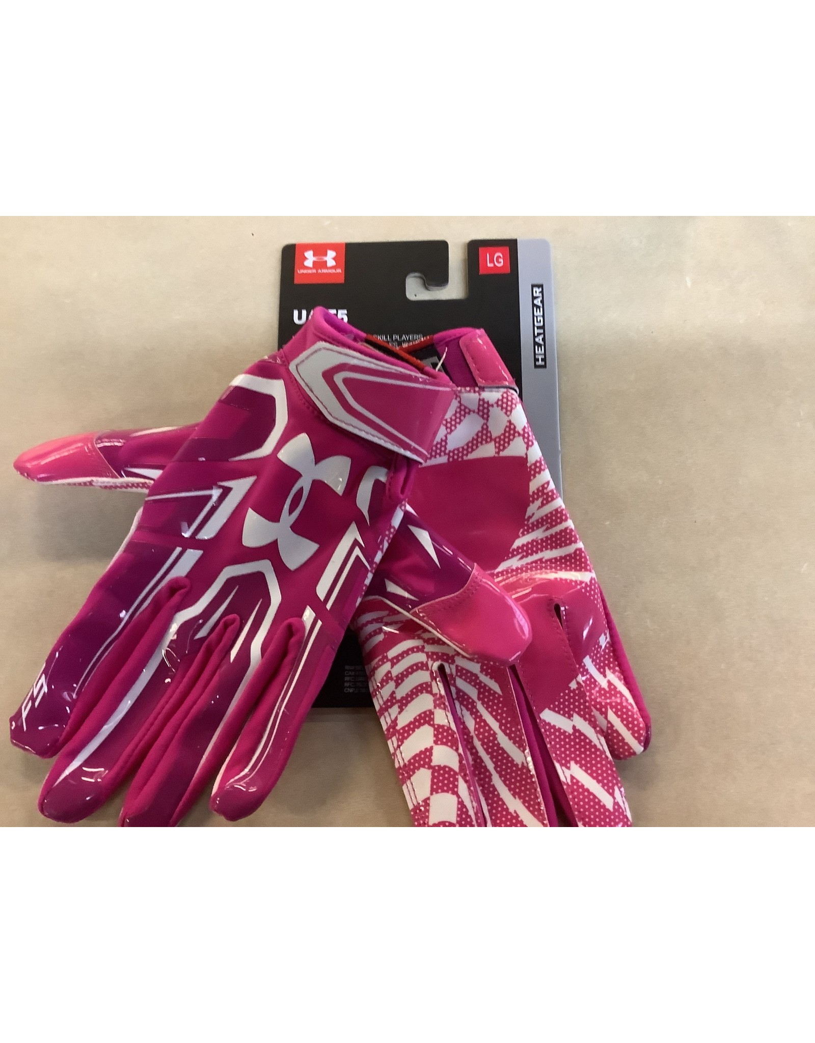 Under Armour UA F5 Football Gloves