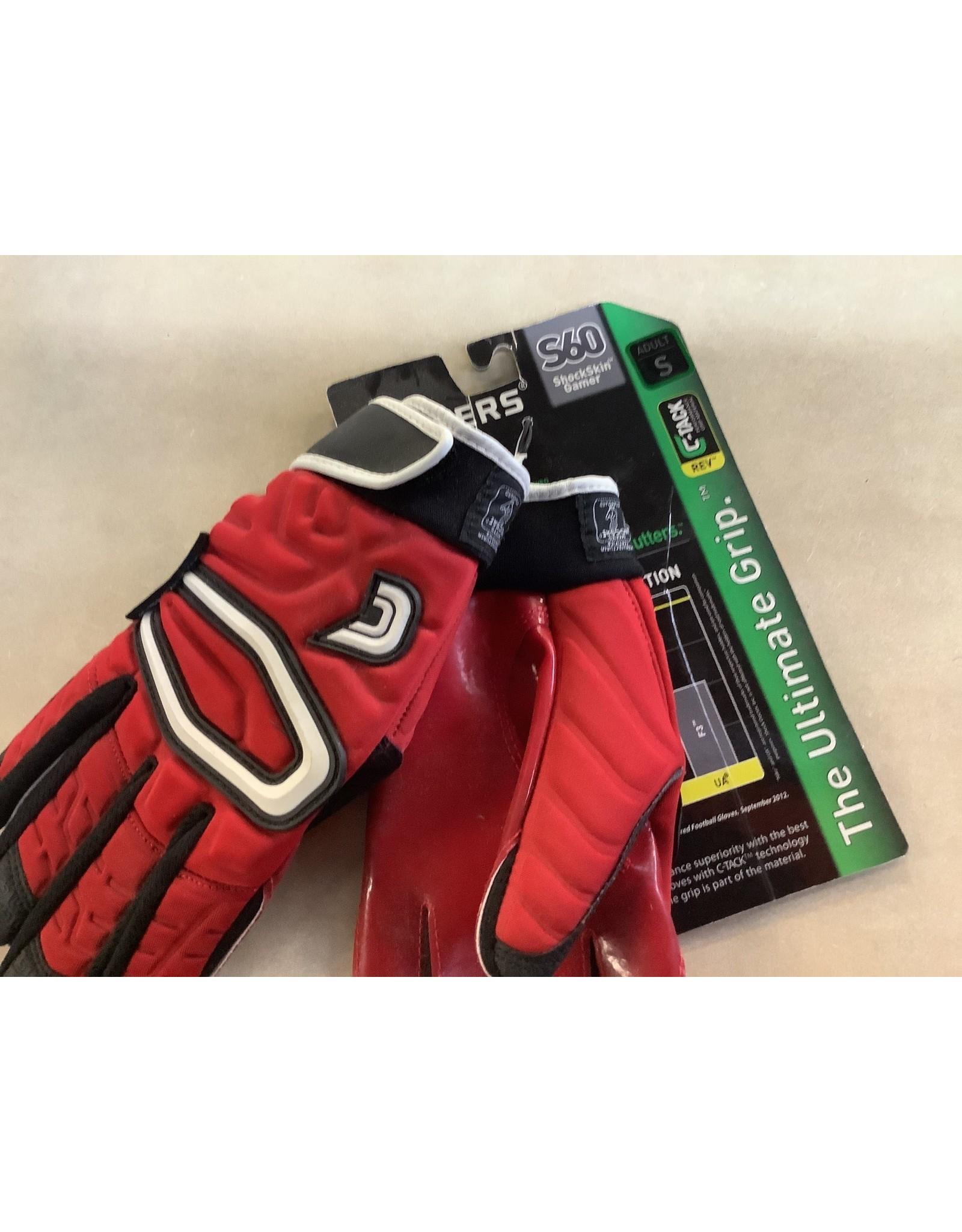 Cutter Cutters S60 Football Gloves Small