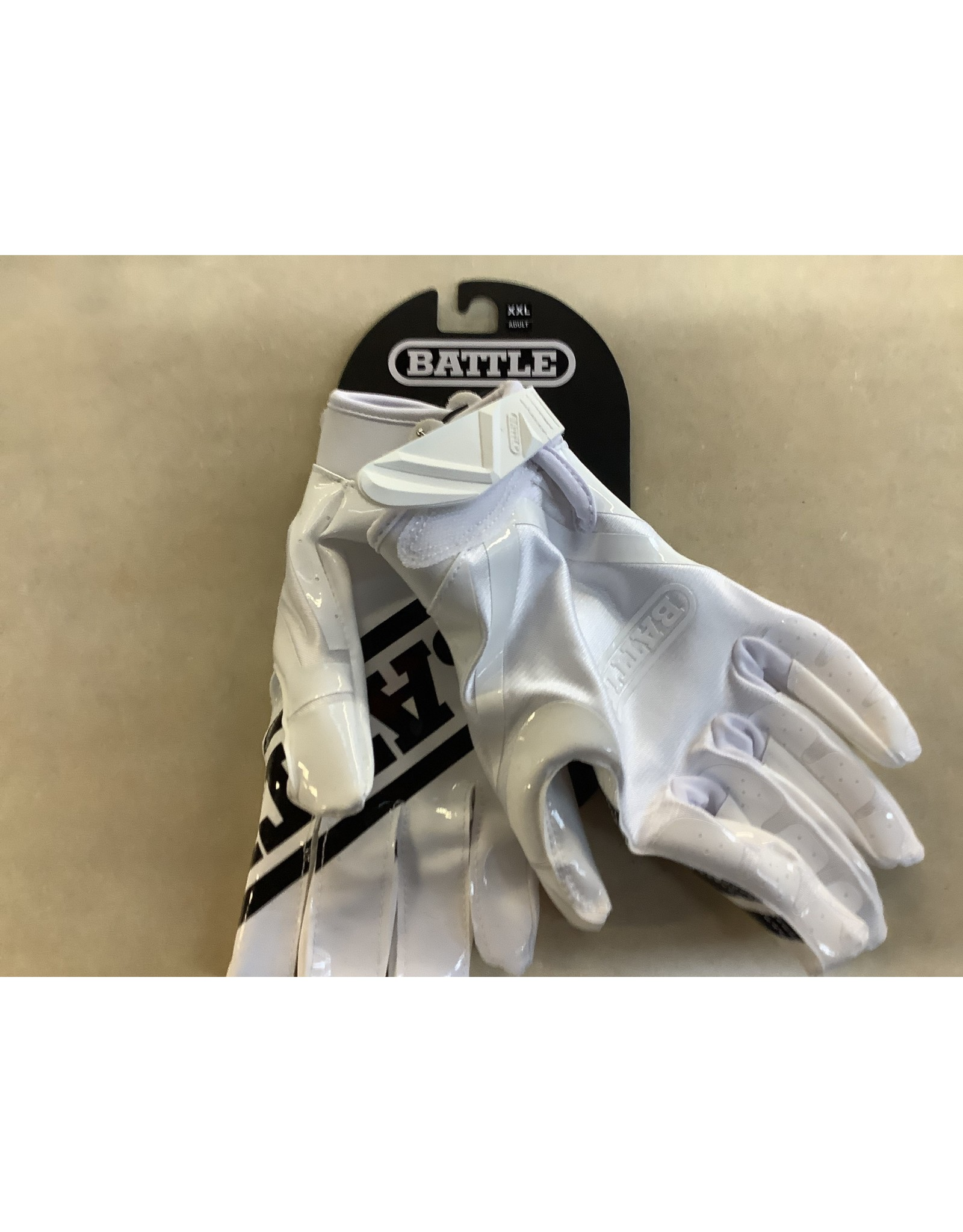 Battle Battle Ultra-Stick Receivers Gloves